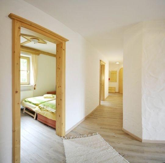 Vorraum - Garderobe - Ferienwohnung-1 - Haus Melody