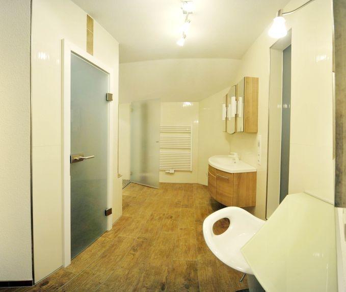 Dusche/WC #2 - Ferienwohnung-2 - Haus Melody