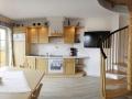Wohnzimmer/Küche - Ferienwohnung-2 - Haus Melody